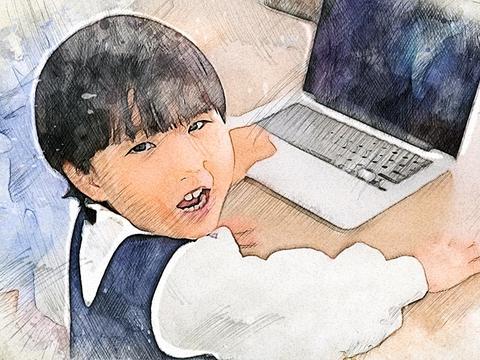 学霸和学渣的差距,不只是一堂网课,学习更需要决心、毅力和恒心