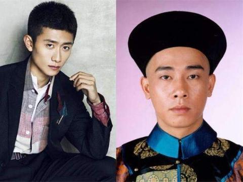 同样饰演韦小宝,张一山剃光头,张卫健靠化妆,只有他最经典