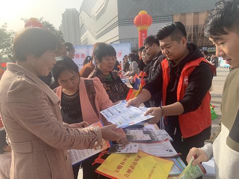 禁毒社工开展禁毒宣教活动 构建绿色无毒郑州