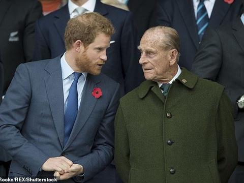 第二个辛普森?哈里夫妇离开王室,菲利普亲王对梅根非常失望