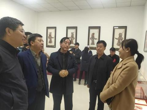省文旅厅莅凌考察省级文化生态保护区项目
