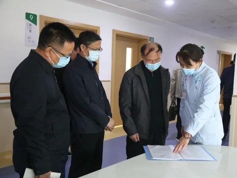 寿光市中医医院|住寿潍坊市政协委员到院调研中医药发展工作