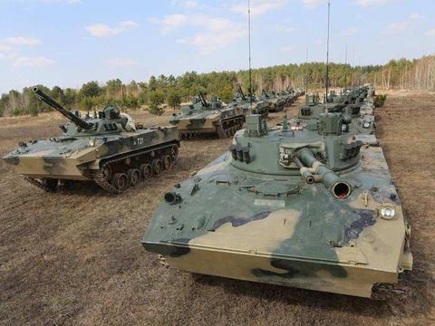 俄全军进入一级战备 南部军区动员 多兵种实战大演习仅仅是威慑?