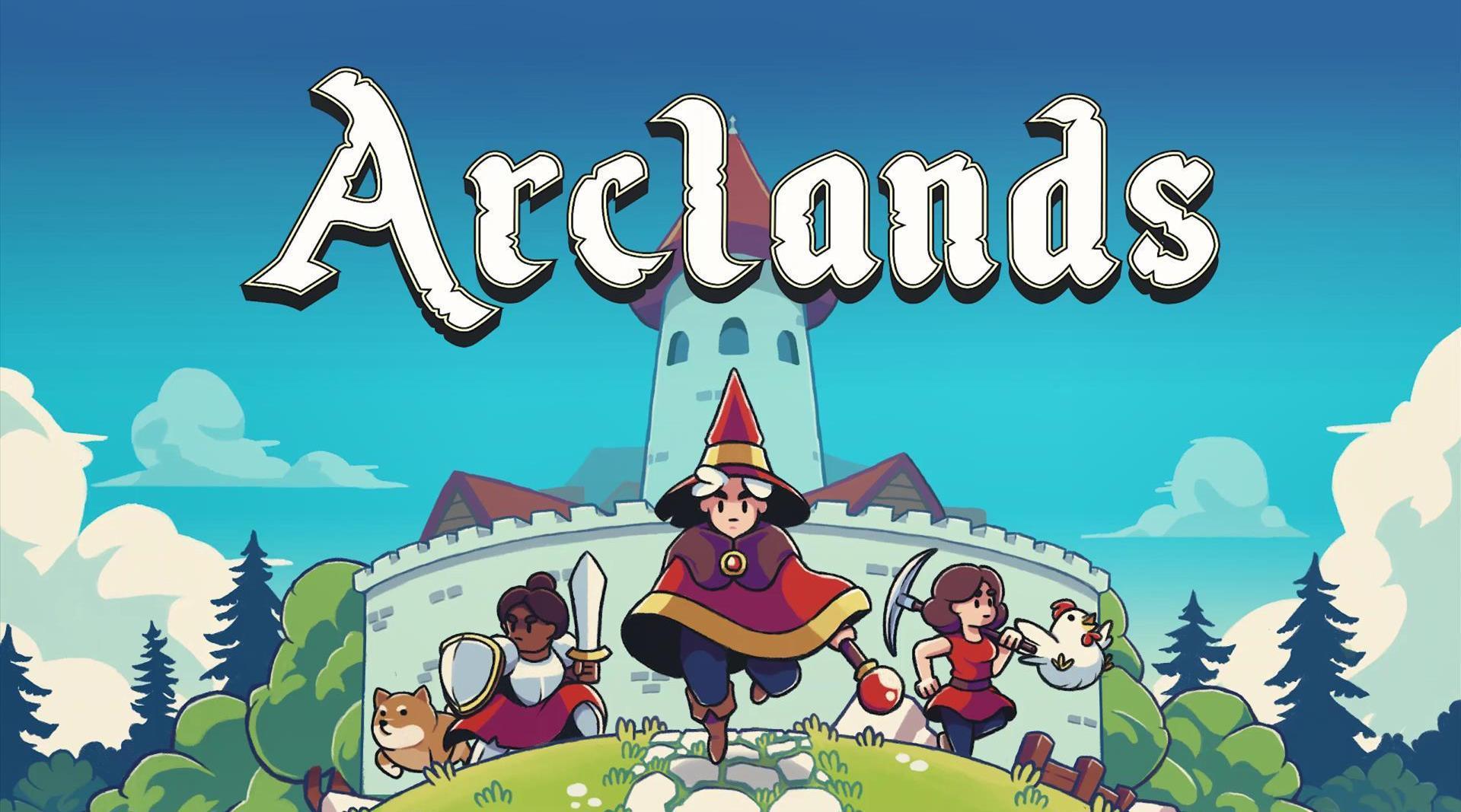 《ARCLANDS》 当一个巫师不容易,当一个领头巫师更不容易……