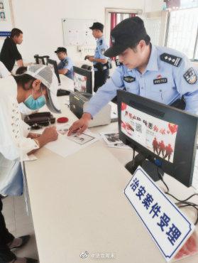 仙桃公安规范执法激发新动力