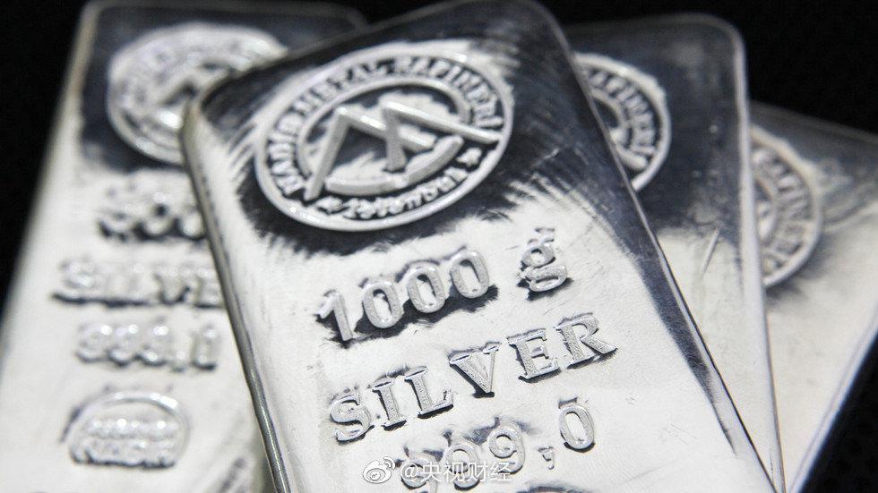 世界白银协会:今年前三季度白银投资需求大增……