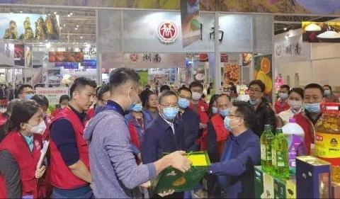都来了!12000多种优质农副产品齐聚北京,助力脱贫攻坚!