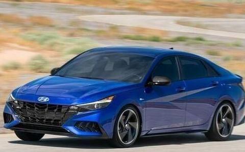 全新现代伊兰特海外售价曝光 新车计划将于年底前上市