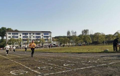 超燃!桃源县三阳港镇中学第三十届秋季运动会盛大开幕