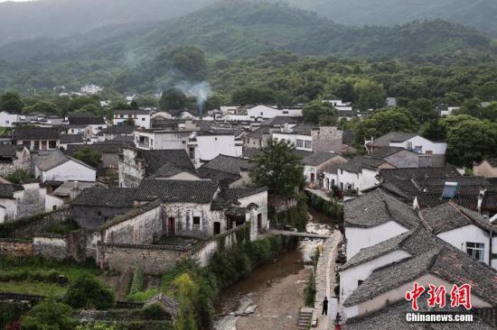 """皖南古村落保护与开发:画中乡村""""活""""起来"""