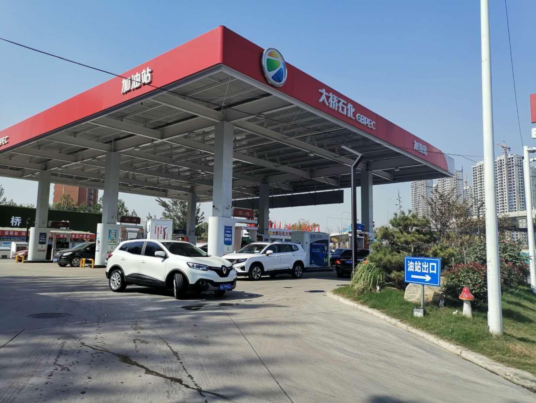 河南违建加油站一年未拆除,执法部门:已立案,在走流程图片