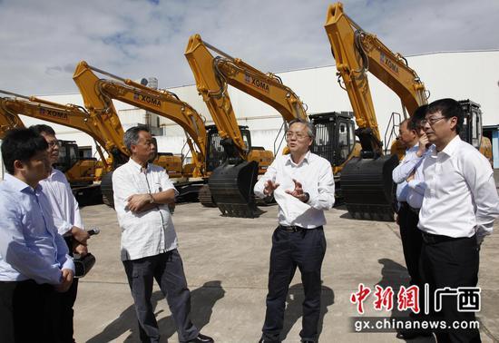 广西壮族自治区副主席周红波率队赴厦门推介东博会