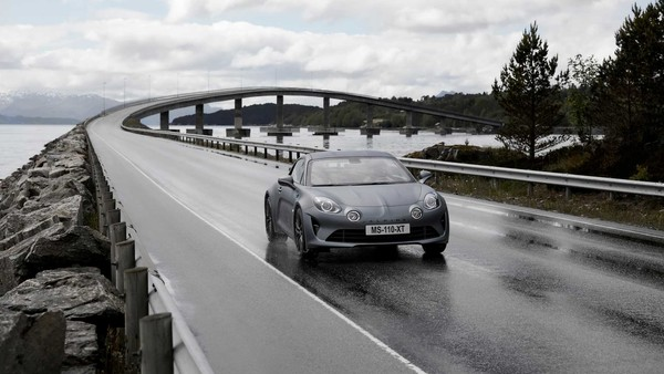 Alpine将独立为雷诺性能车品牌 未来或推出电动轿跑