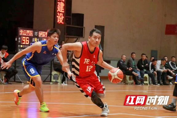 湘西州运会篮球比赛落幕 龙山男篮夺冠 女篮获亚军