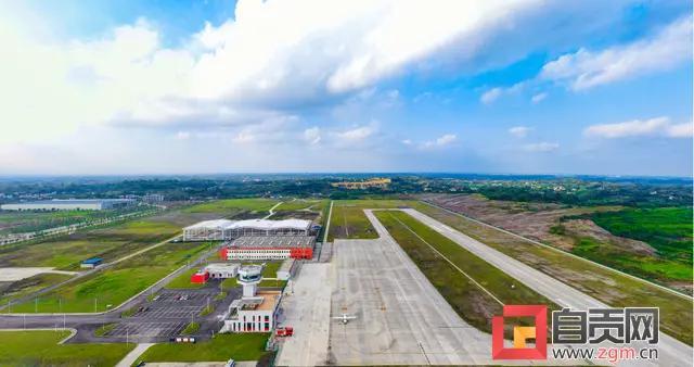 全国首批、西南唯一!自贡市成为无人驾驶航空器支线物流试验基地