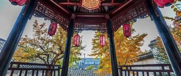 """跟着""""苏心游""""去徐州,那里能满足你所有关于江南秋日的幻想"""