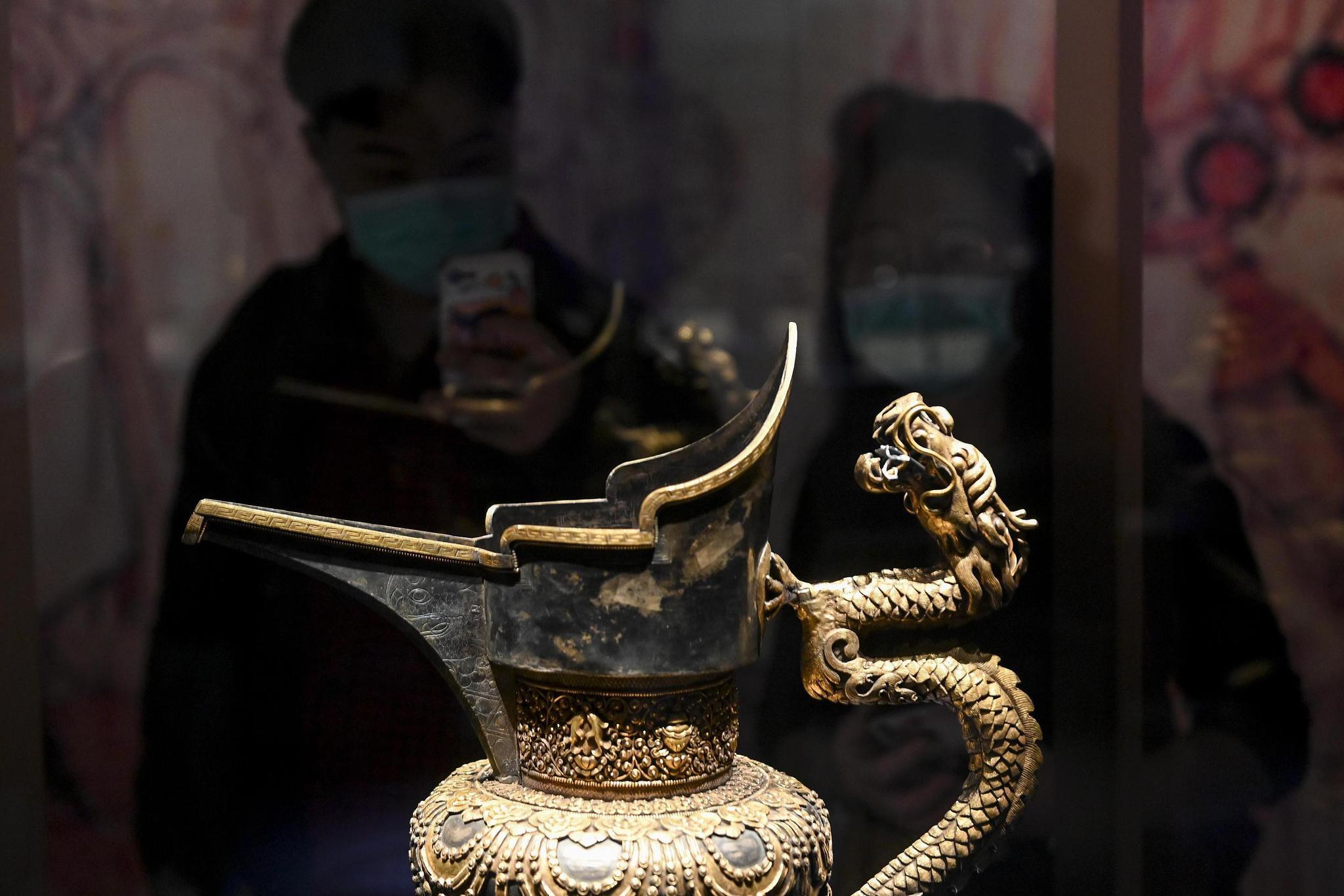 喜马拉雅与蒙古珍品展亮相长沙