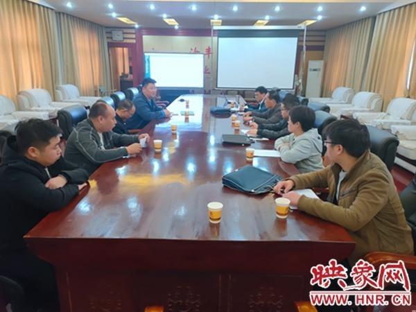 省应科院专家深入汝州市化工园区企业推进风险评估工作