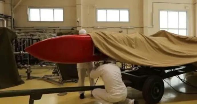 美国侦察卫星日期反馈:俄罗斯正加紧进行核动力导弹测试
