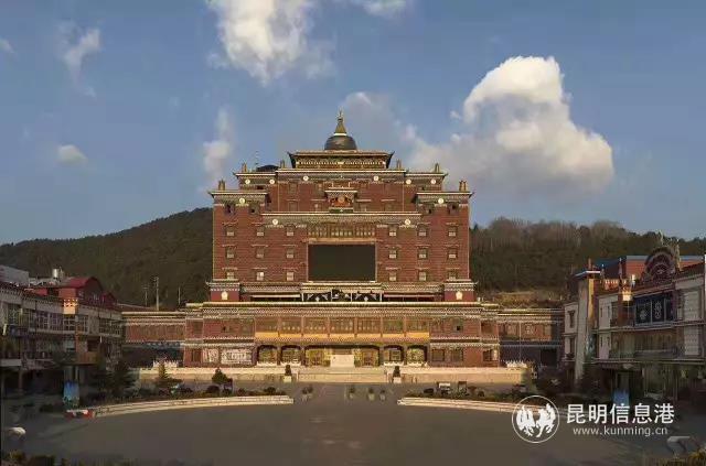 香格里拉藏文化博物馆香巴拉时轮坛城文化博览中心被评为国家3A级景区