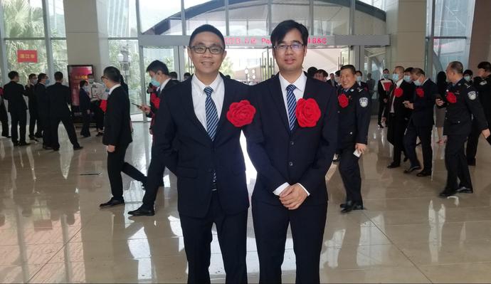 广东医科大学附属第二医院2名援鄂医疗队员获广东抗疫省级表彰