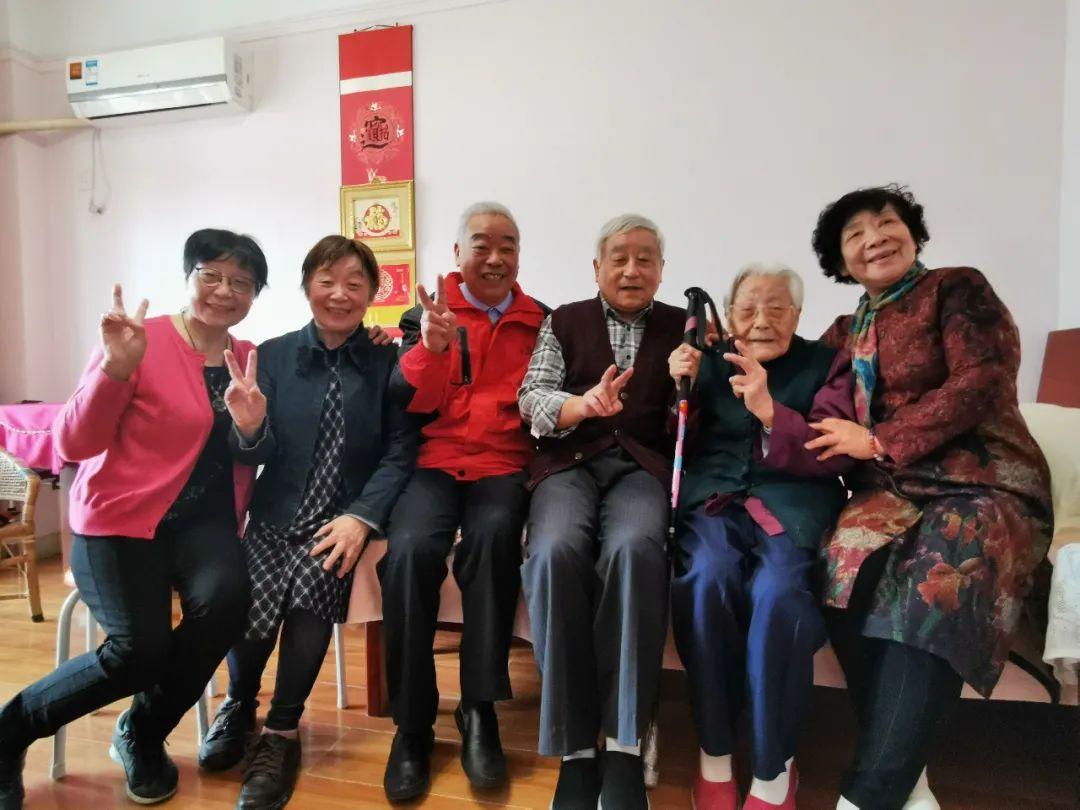 讲述长寿秘诀 杭州109岁最长寿老人微信头像亮了