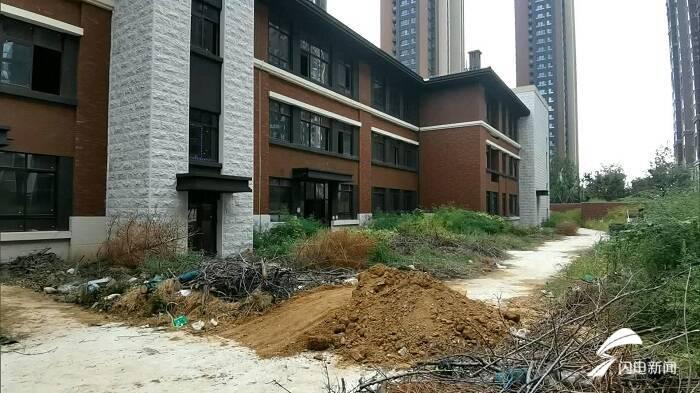 问政追踪   烟台开发区两所建成未使用的幼儿园  将在明年九月开园