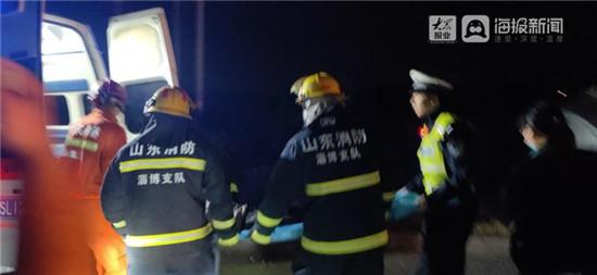 """淄川交警开启道路交通事故伤员快速救治""""绿色通道"""""""