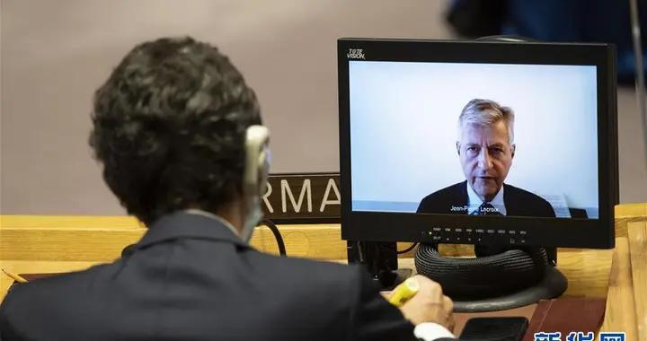 联合国安理会举行审议阿卜耶伊问题会议