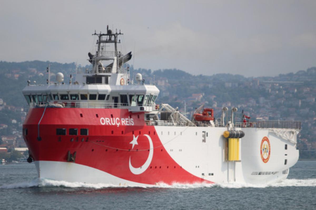 土耳其再延勘探船东地中海作业时间