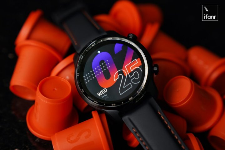 TicWatch Pro 3 体验:首发高通最强手表芯片,还有 45 天超长续航