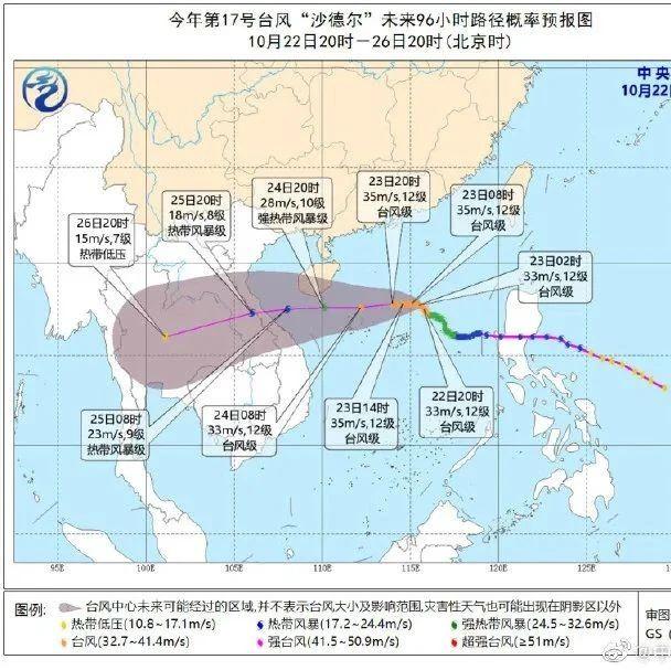 深圳台风白色预警生效!冷空气+8级阵风杀到,网友:保护好发际线