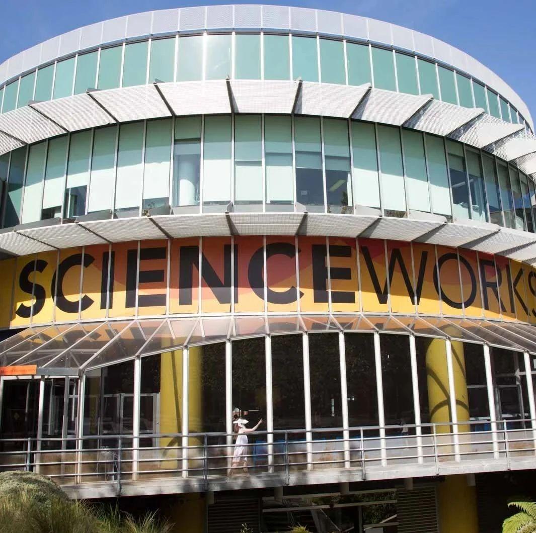 教育   墨尔本科学展览中心:让旧物重获新生