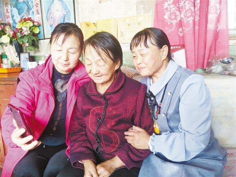红西路军老战士孙德江失联84年的家乡亲人找到了