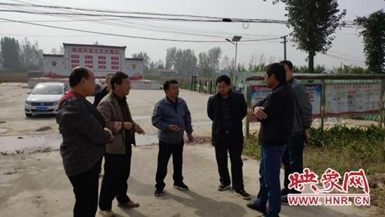 平舆县高杨店镇:化解群众矛盾纠纷 全力助推脱贫攻坚