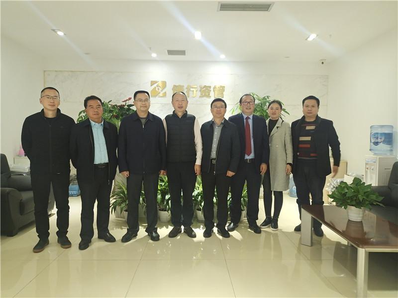 黄平县长杨智率队赴成渝地区开展招商