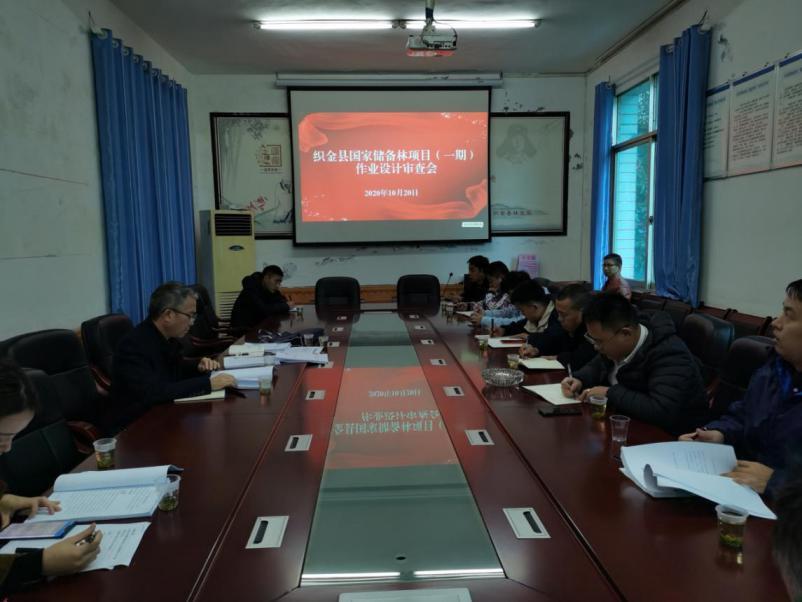 毕节市林业局赴织金和纳雍两县督促指导国家储备林项目营造林工作