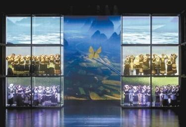 歌剧《扶贫路上》表演质朴感人,田沁鑫:要让中国故事和世界对话