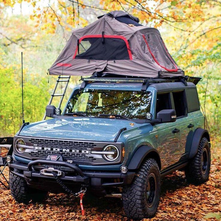 标题:本周快讯 | 纽约国际车展延期,福特Bronco打造露营概念车