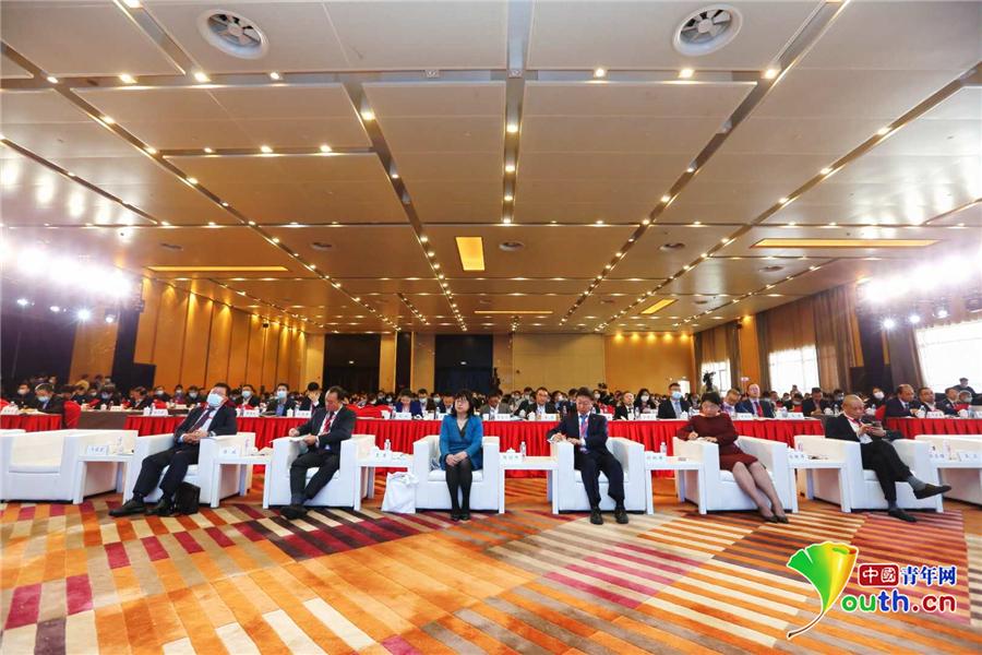 2020中国汽车供应链大会在西安召开 助力西安构建安全可控汽车产业链