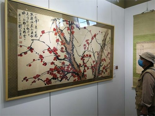 荣宝斋(上海)九周年书画精品拍卖会25日举槌