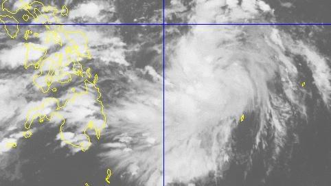 """今年第18号台风""""莫拉菲""""或将生成,已在菲律宾东部生成热带低压"""