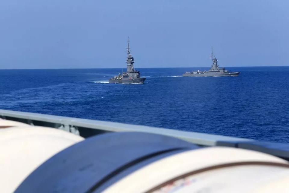 突然改变自己立场 称不再为美军打仗动用一艘军舰 直言早就看透了