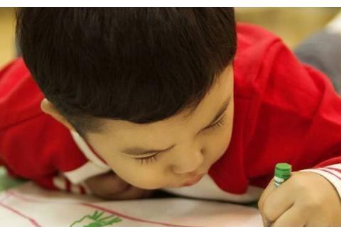 孩子什么时候开始学画画的?儿童美育:3至6岁,对绘画感兴趣