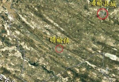吉林省白城市通榆县一个镇,曾是县城驻地,城镇规模较大