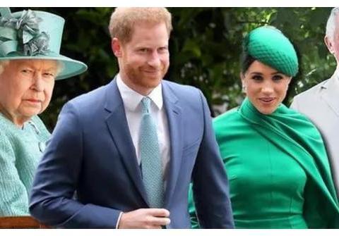 """女王为什么不求哈里""""浪子回头""""?因为,有一种爱叫做放手"""