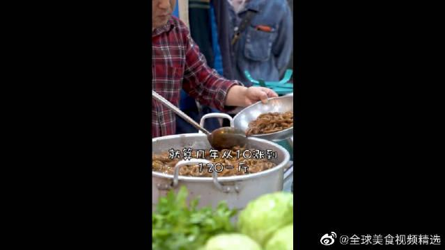 从广州飞过来也要吃的肥肠,是有多好吃