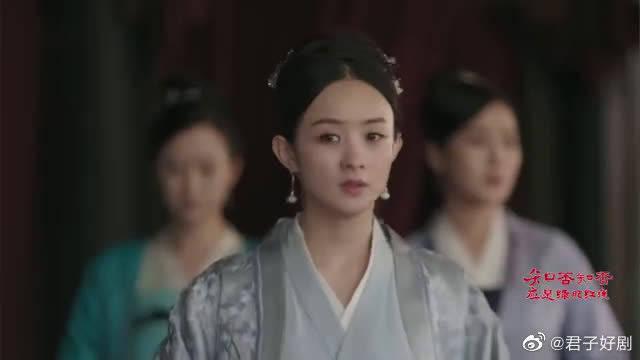 张大娘子临盆遭暗算,明兰挥剑守护或将痛失闺蜜?