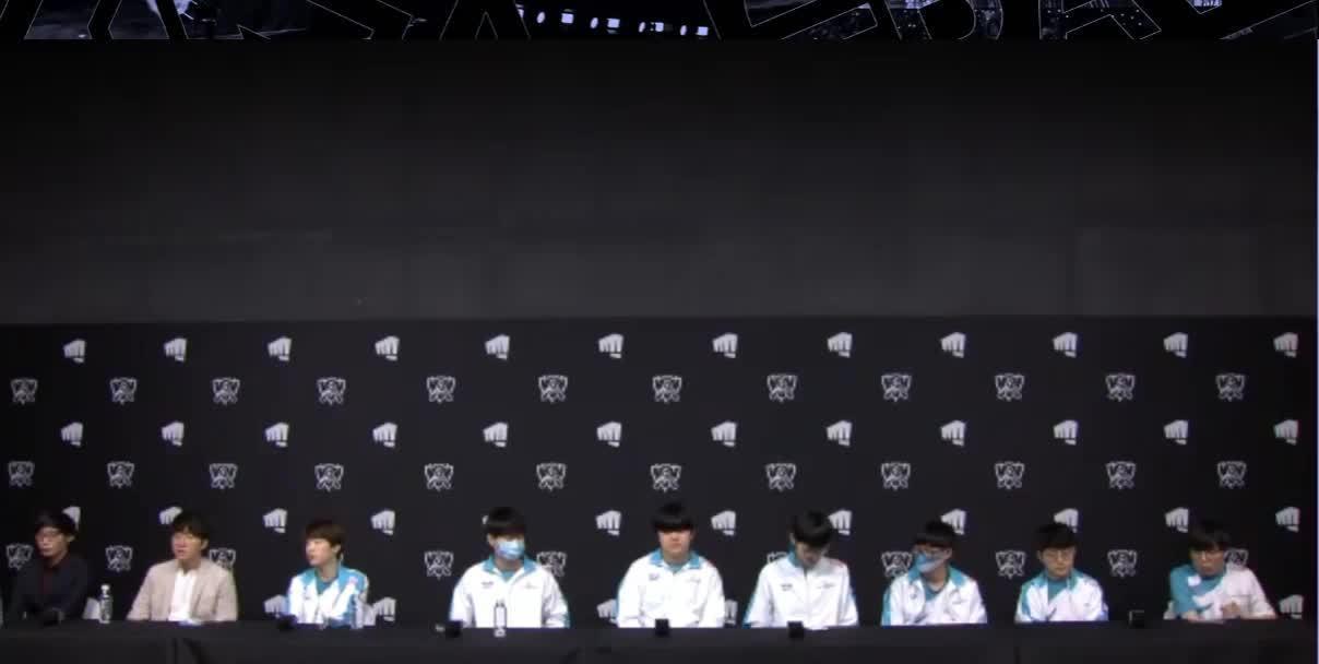 韩媒提问丛刃布隆的理由和评价第三局Mikyx潘森的发挥
