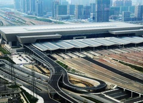 河南省全部38座高铁站,你的家乡有几座?